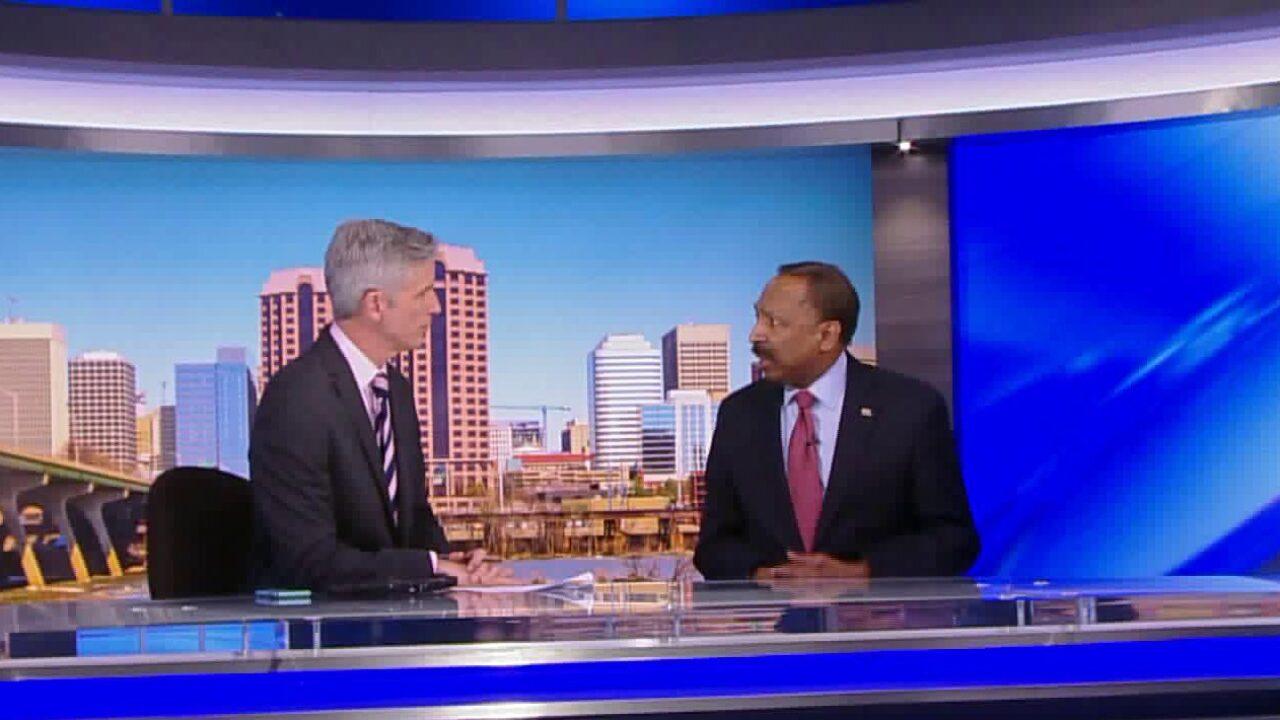 Meet the Candidates: Senate hopeful E.W.Jackson
