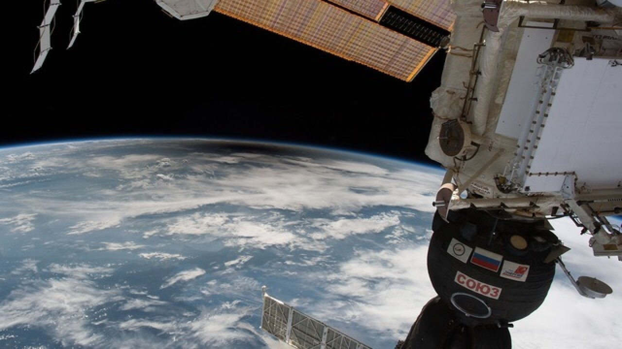 Michigan governor activates state emergency operations center to monitor Chinese space station