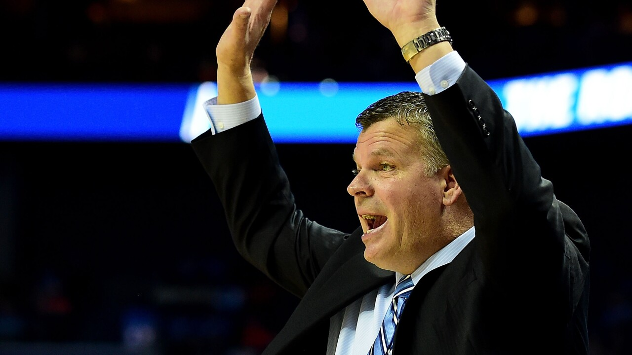 greg mcdermott hands up