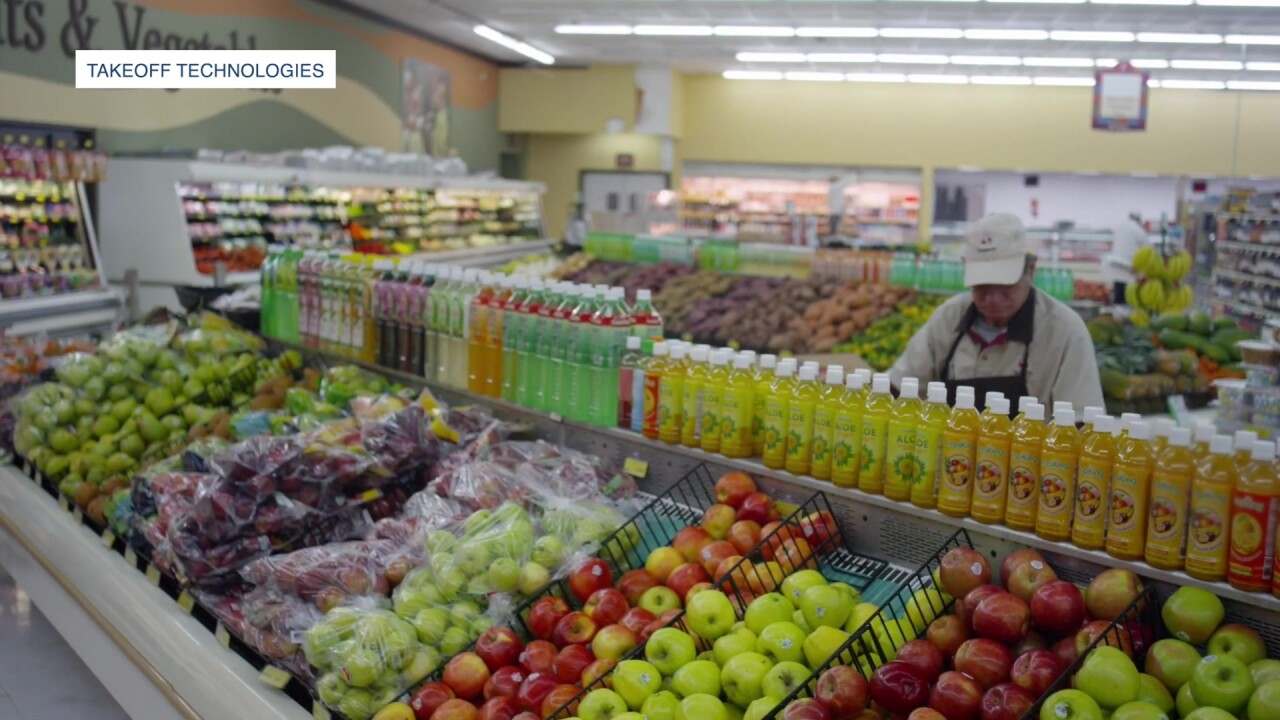 Automated grocery technology getting boost in pandemic