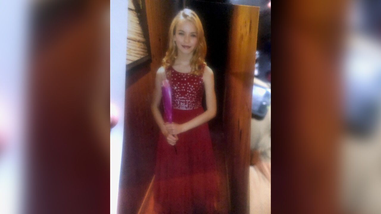 Missing 11-year-old Alabama girl found dead