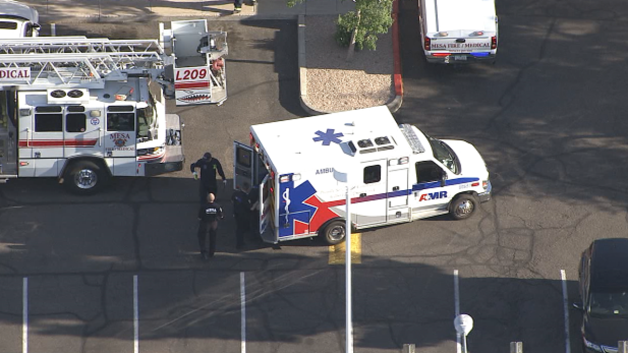 Shooting at Pizza Hut in Gilbert