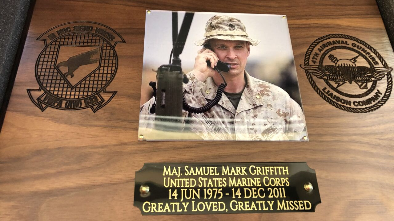 Saturday morning a golf tournament in Jupiter raised money to help veterans with post-traumatic stress disorder transition into civilian life. It's a grassroots effort that impacts many lives.