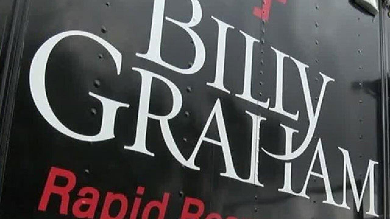 Billy Graham ministries offer support in Parkland