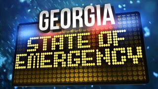 georgia state of emergency