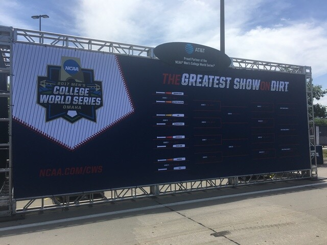 GALLERY: Calm Before the Storm: College World Series Fan Fest, Opening Day