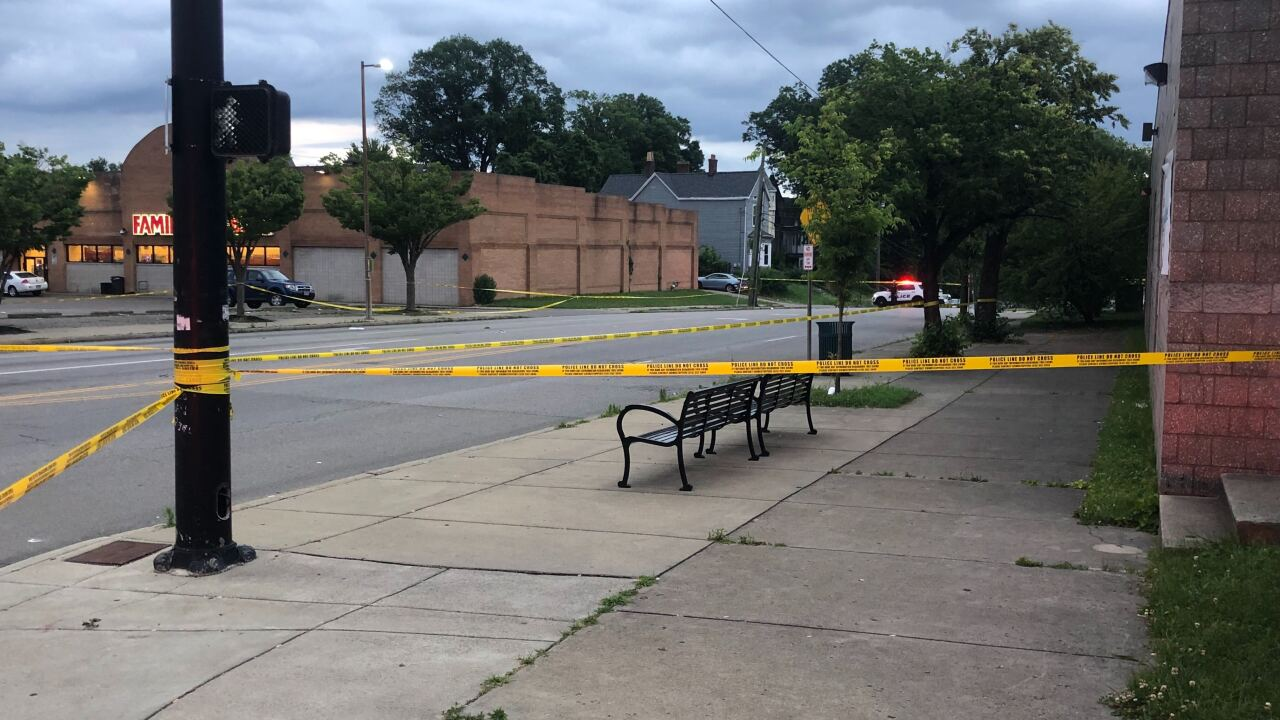 Avondale shooting at Reading and Forest