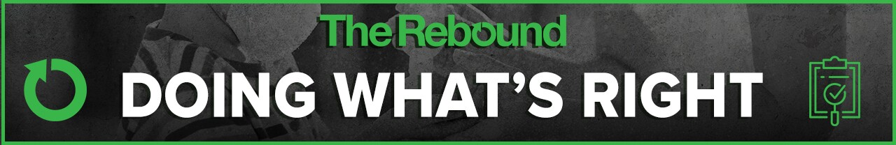 2020 Rebound Doing Whats Right website banner