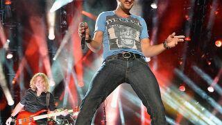 Luke Bryan jokes he became American Idol judge to get back at Blake Shelton