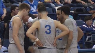Air Force's skid continues at Nevada, 88-54