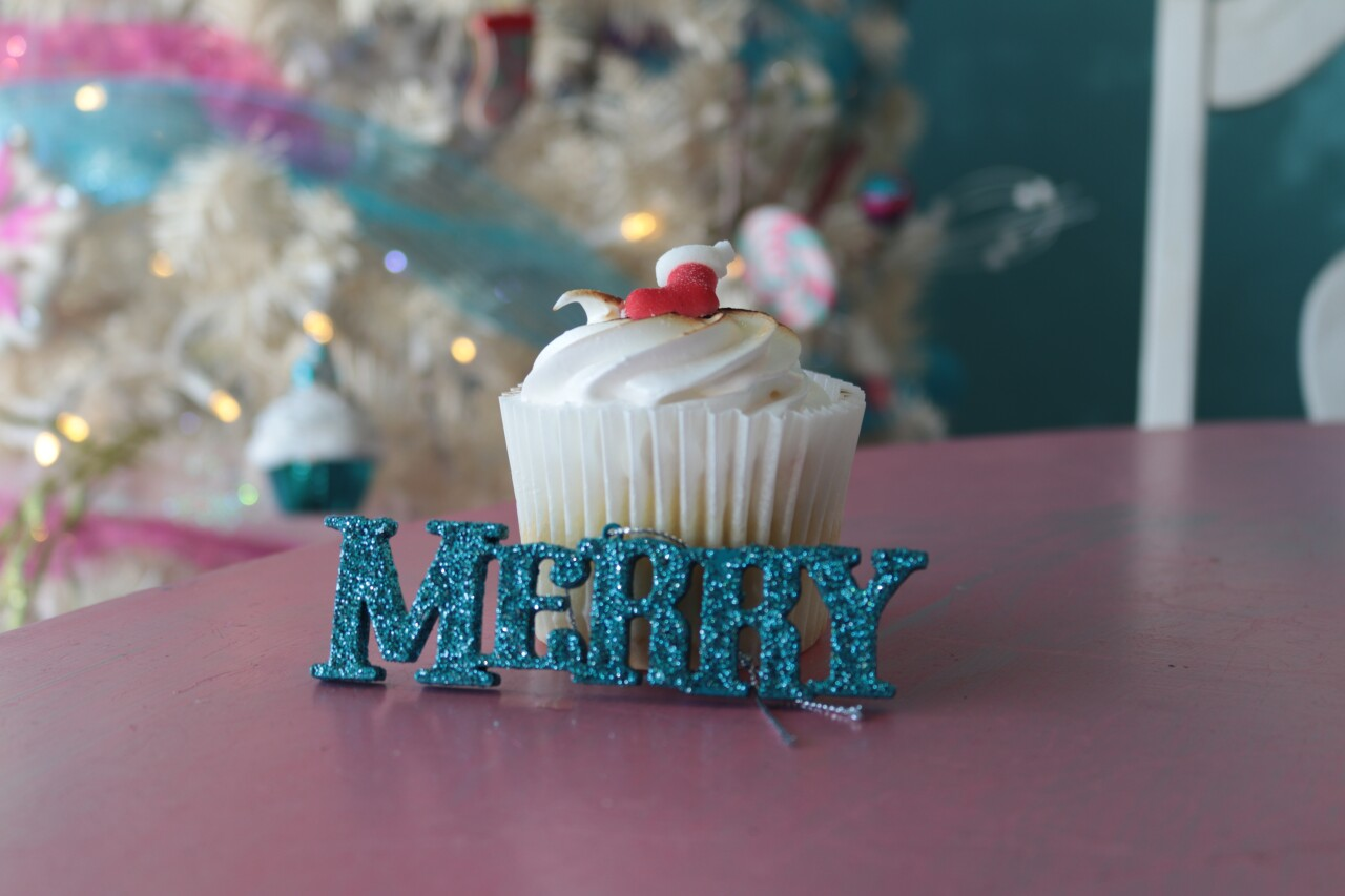 Holiday Berry Cupcake from Cake Affection.JPG