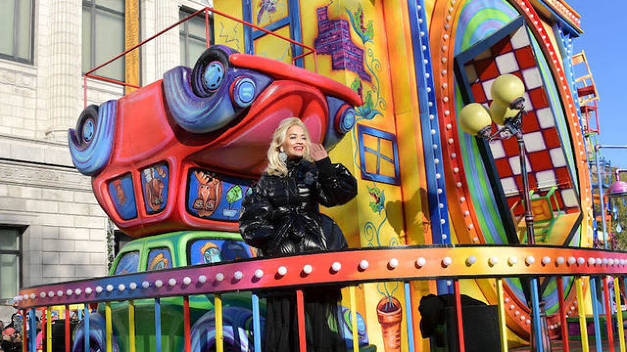 Macy's responds after Rita Ora criticized for lip-sync issues during 2018 Thanksgiving Day parade