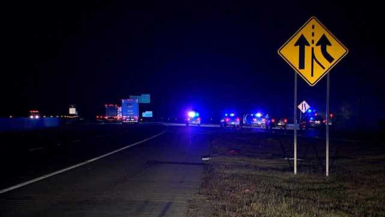 Police find shooting victim near I-40 W on-ramp