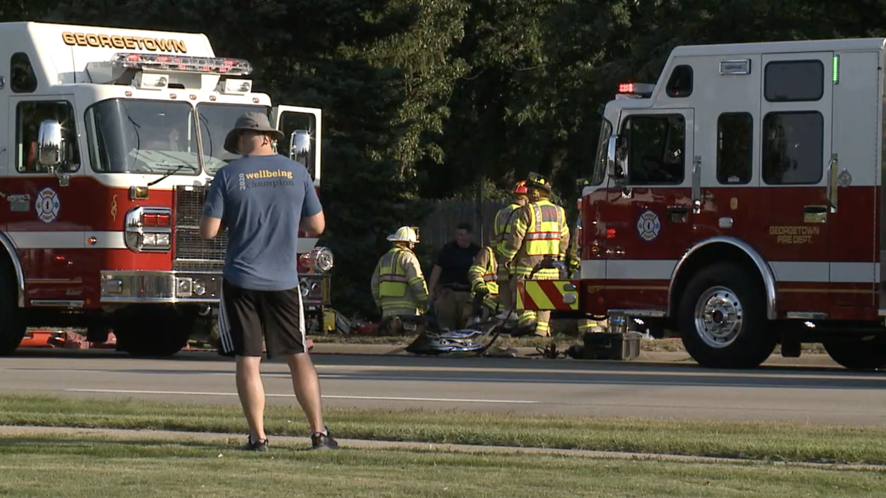 Georgetown Township crash