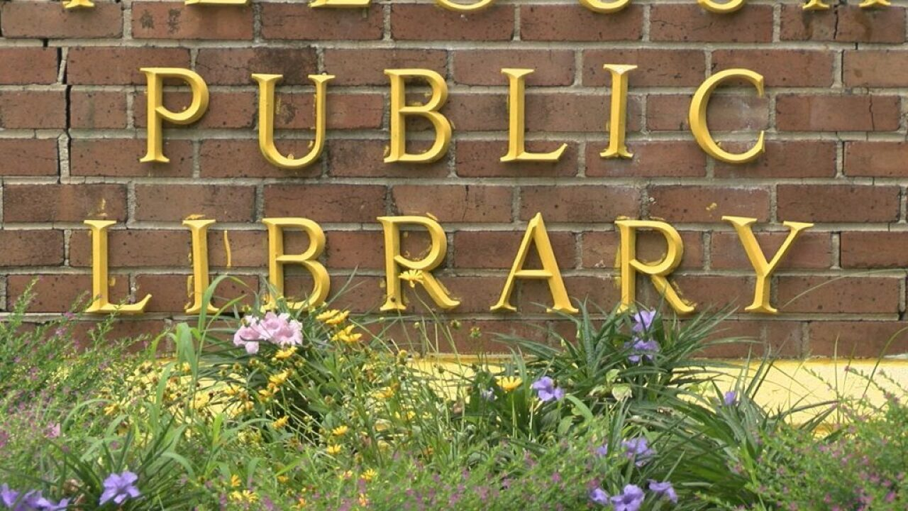 Eunice Mayor hoping to split from Eunice-Opelousas library agreement