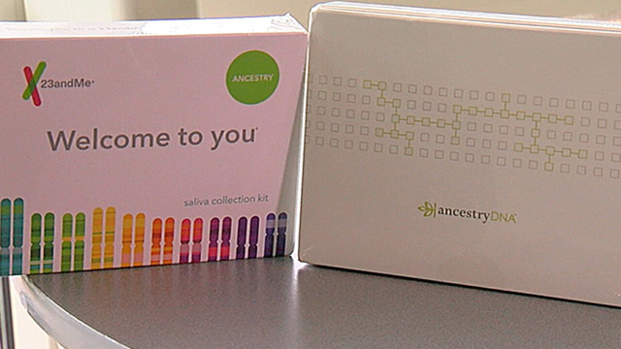 How accurate are in-home DNA tests like Ancestry, 23andMe?