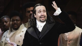 How many people saw 'Hamilton'? For now, that's a secret