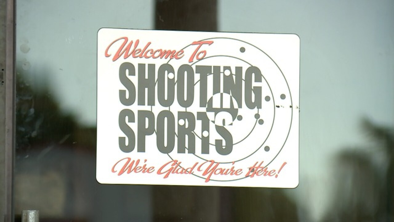 Gun dealers & stolen guns