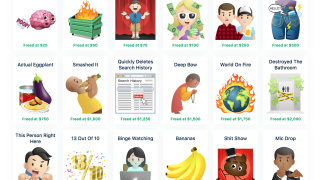 Engineer creates 'forbidden emojis' to raise money for suicide prevention