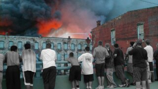 RISING FROM THE ASHES: 10 years after Queen City Barrel Fire