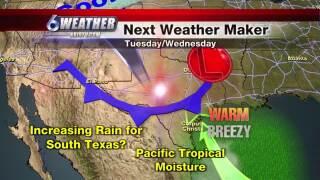 Juan Acuña's forecast for Oct. 22, 2021