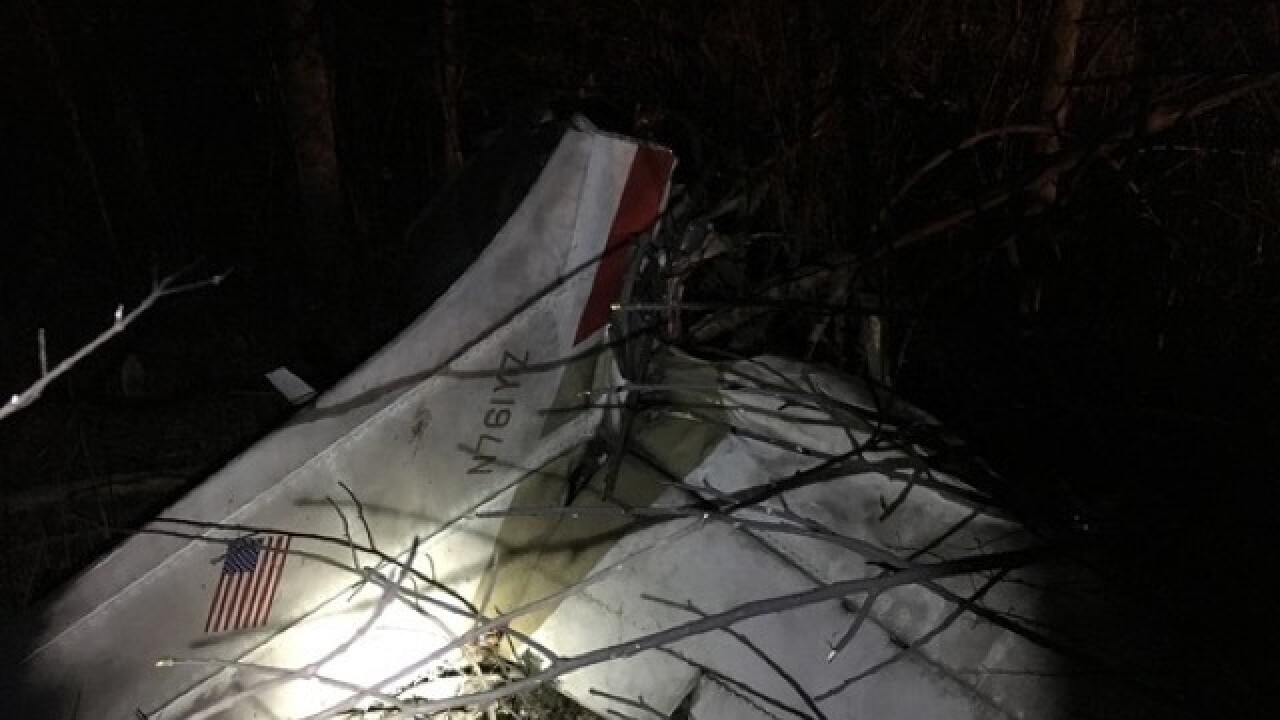 ISP: One dead in Franklin County airplane crash