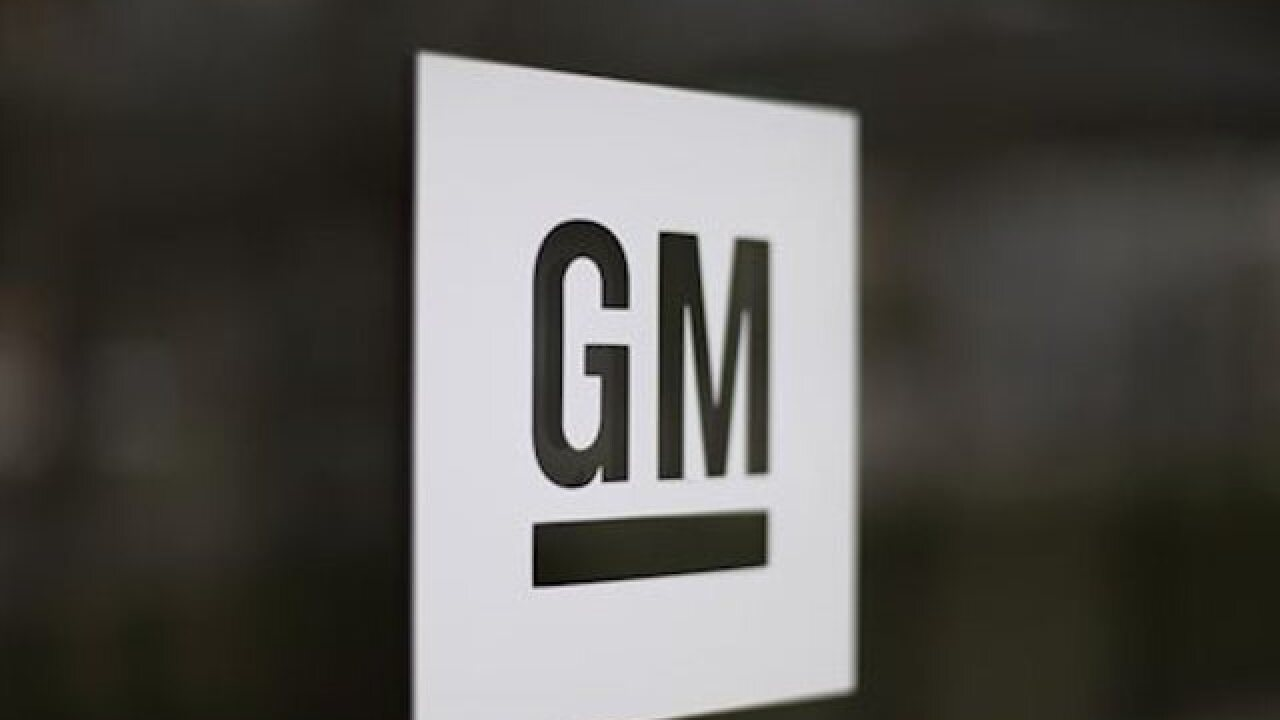 GM recalls about 290K cars in US; air bags may not work in crash