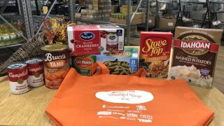 How to support Silver Key's Annual Bountiful Bags Thanksgiving Food Drive