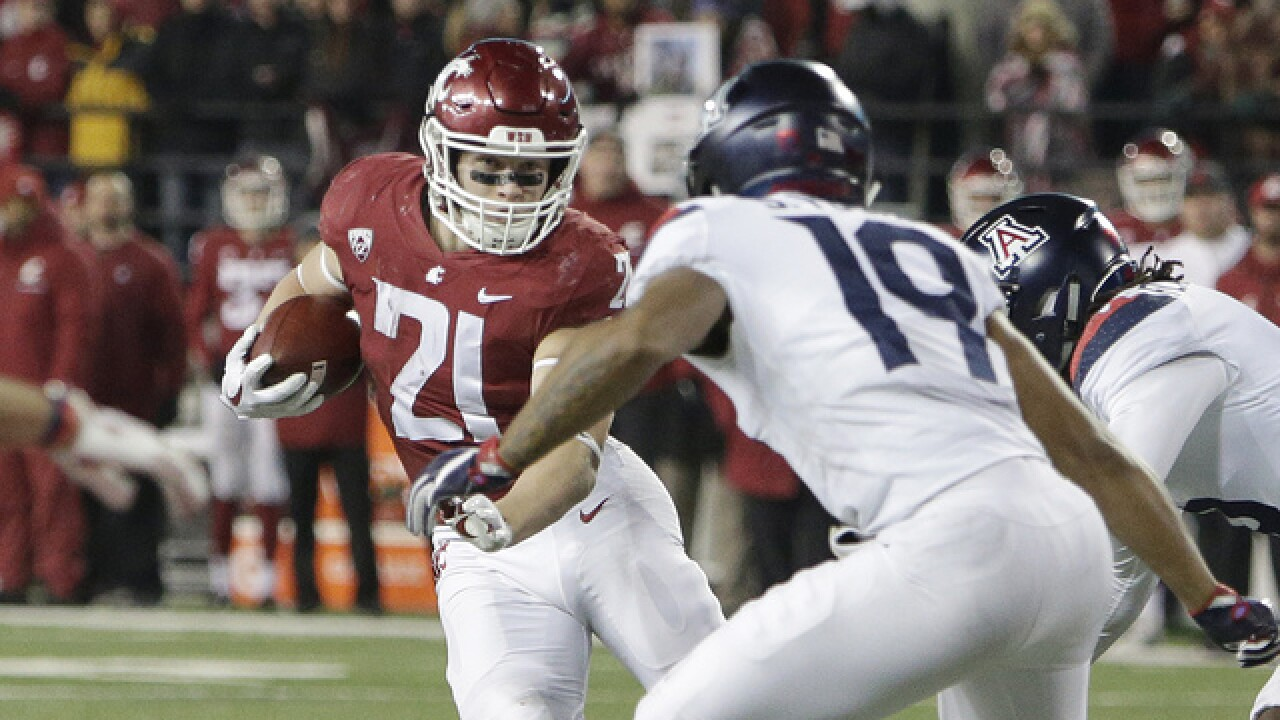 Wildcats fall to Washington State 69-28