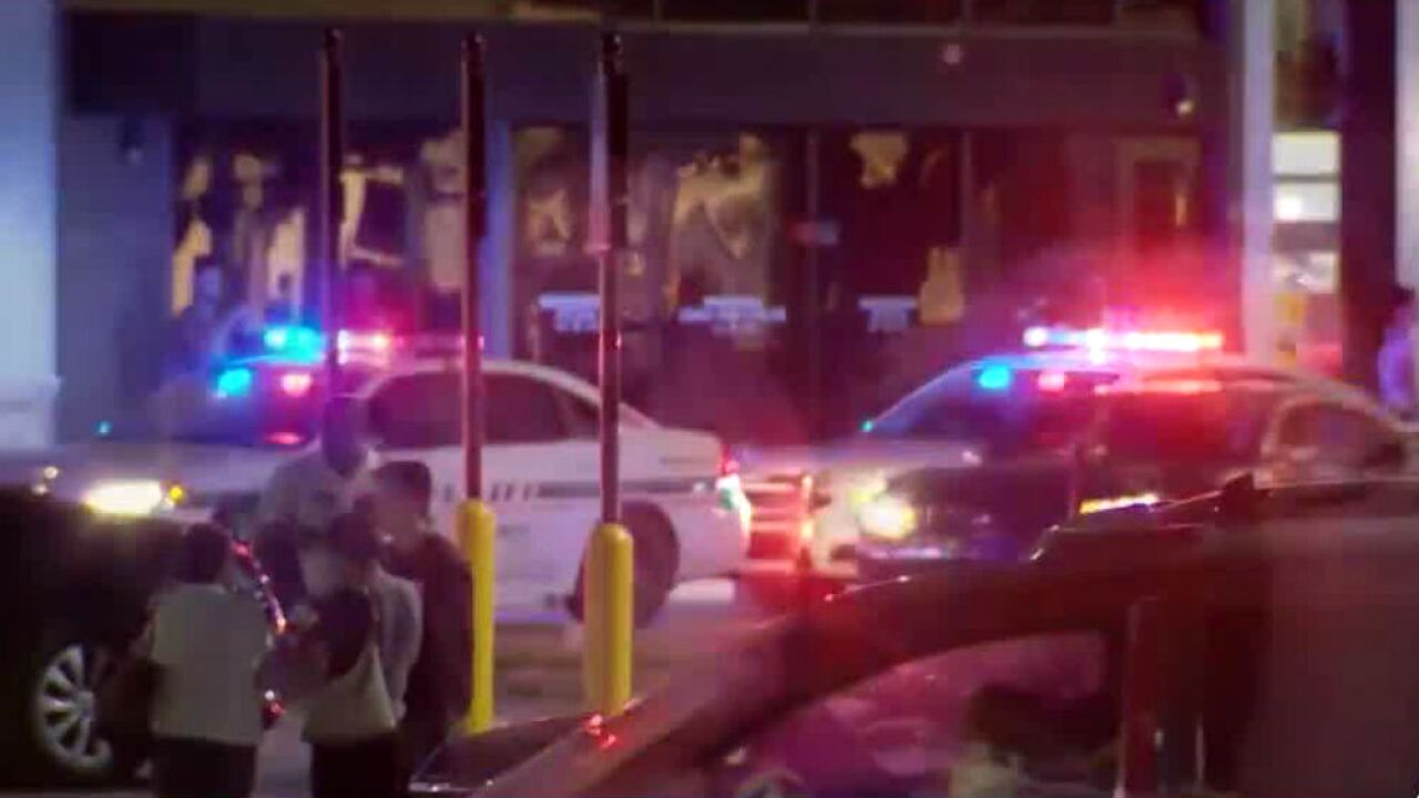 18 injured in panic at Florida mall after food court fight