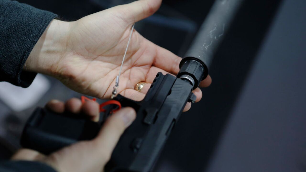 Gun rights advocates push back on proposal to ban silencers in Virginia