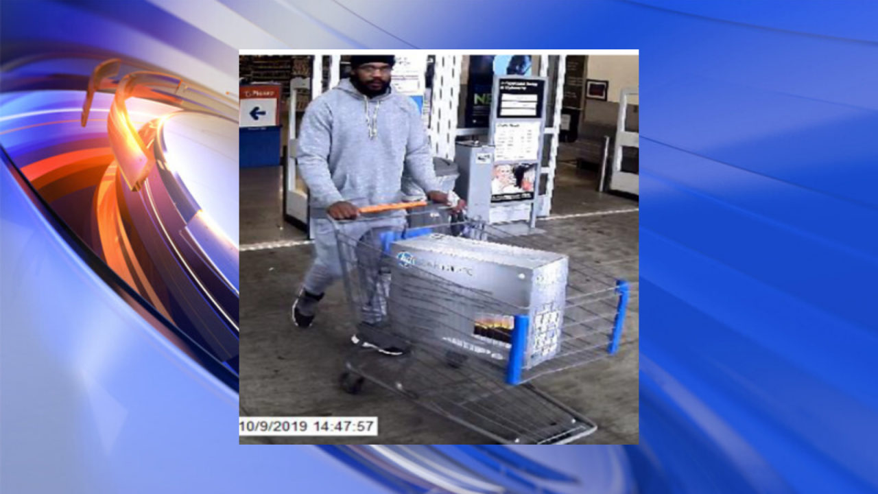 Police trying to identify man wanted for cashing someone else's check in VirginiaBeach