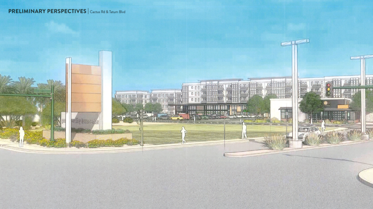 Paradise Valley Mall redevelopment renderings5.png