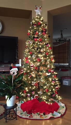 PHOTOS: Christmas trees of Las Vegas