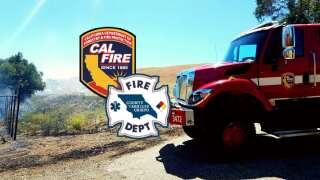 CAL FIRE SLO