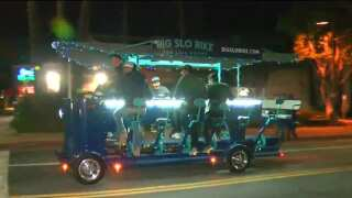 Central Coast Living: Cruise downtown SLO on the Big SLO Bike