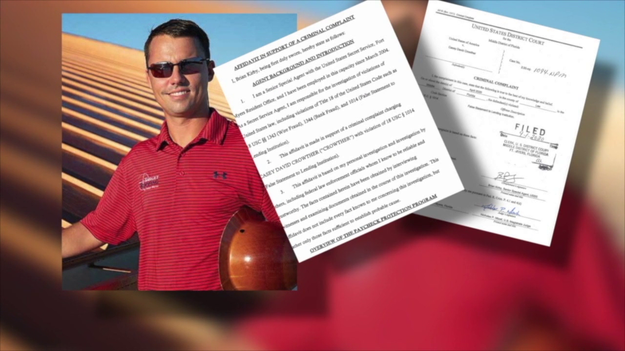Casey Crowther & court documents