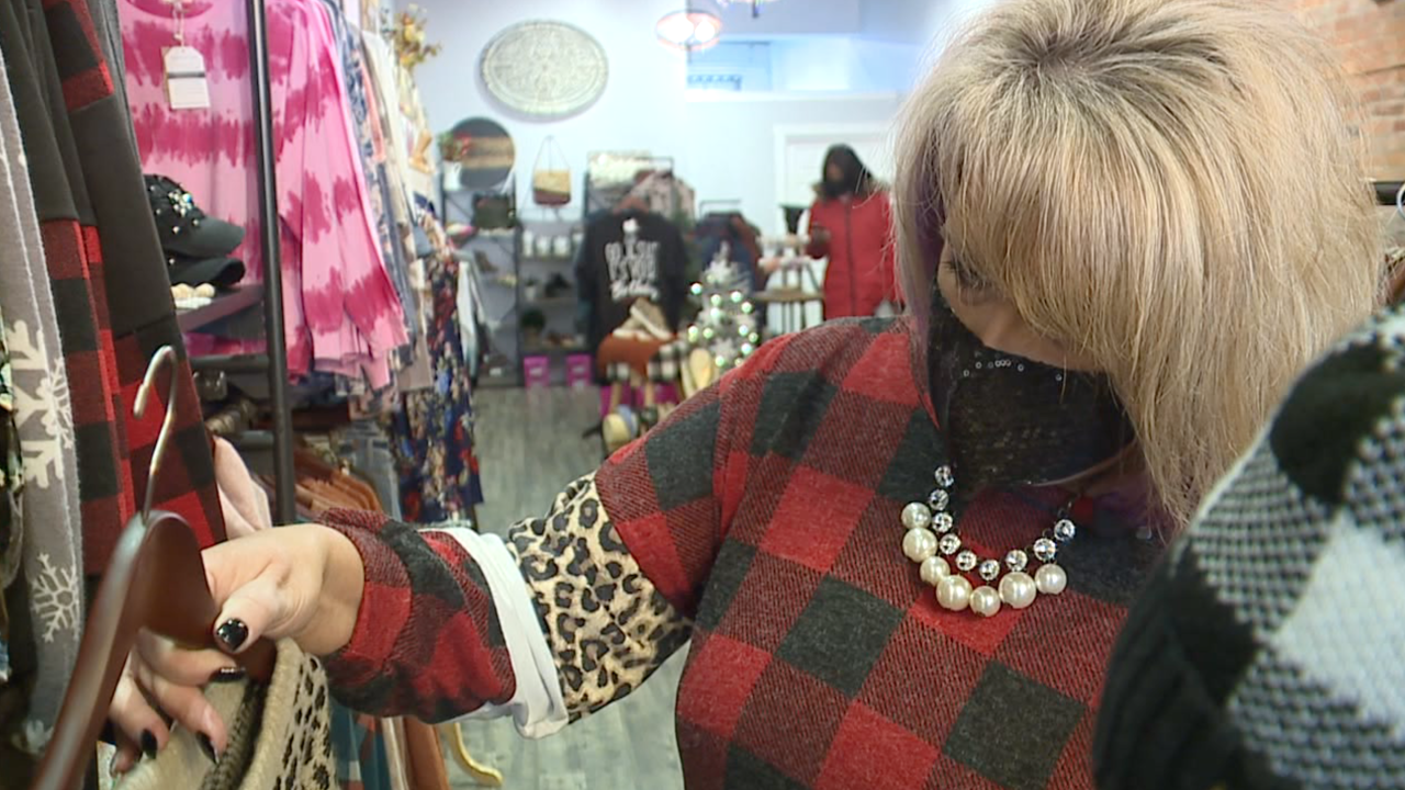 Lorain County boutique owner takes business to next level during COVID-19 pandemic