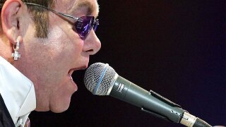 Elton John's sold-out Florida concerts rescheduled due to ear infection