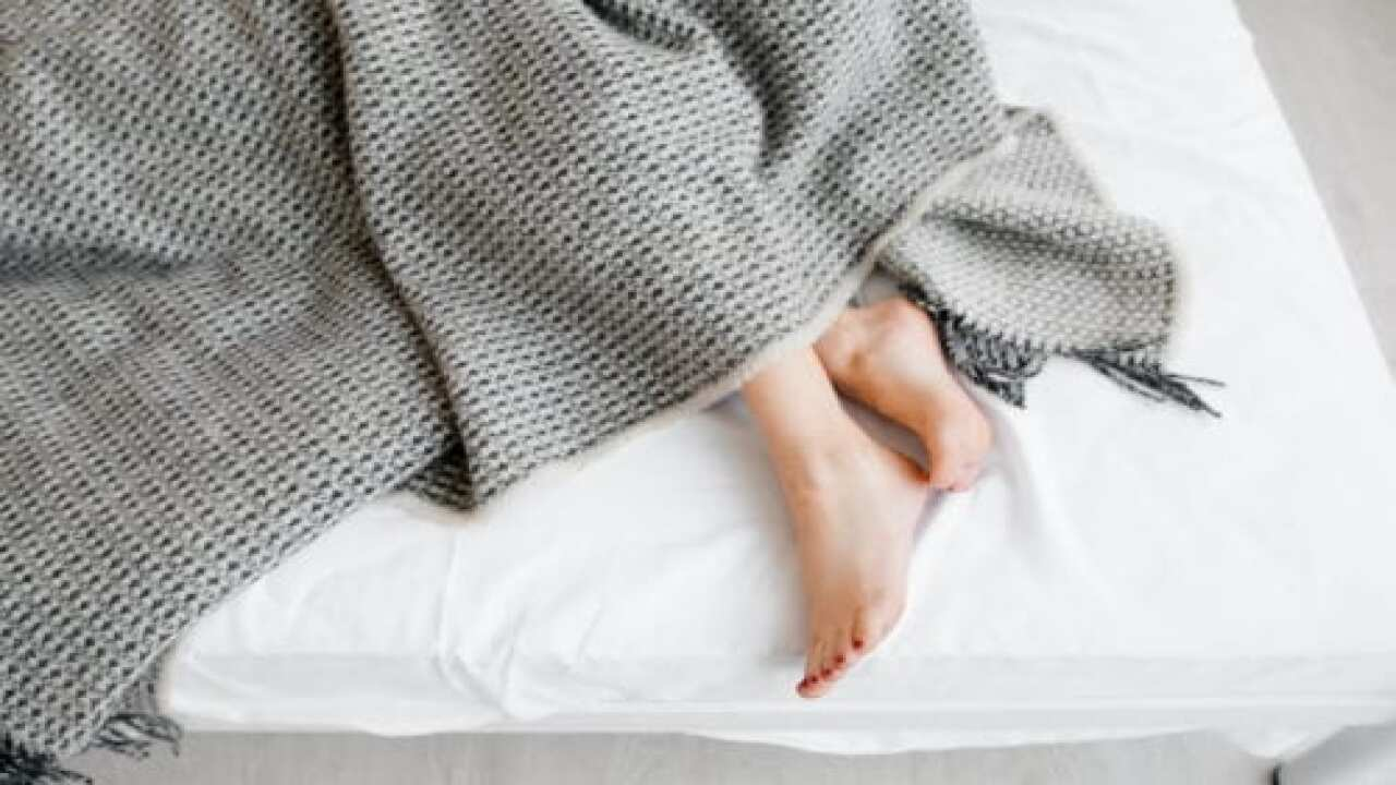 There Are Now Cooling Weighted Blankets Made For Hot Sleepers