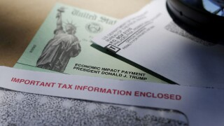 Waiting for a stimulus check? IRS gives Wednesday deadline to submit banking information