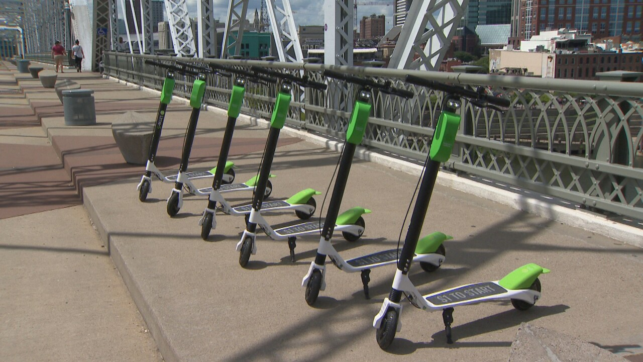Lime is working on software that will know if you're too drunk to ride its scooters