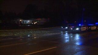 Jefferson Davis Highway double shooting