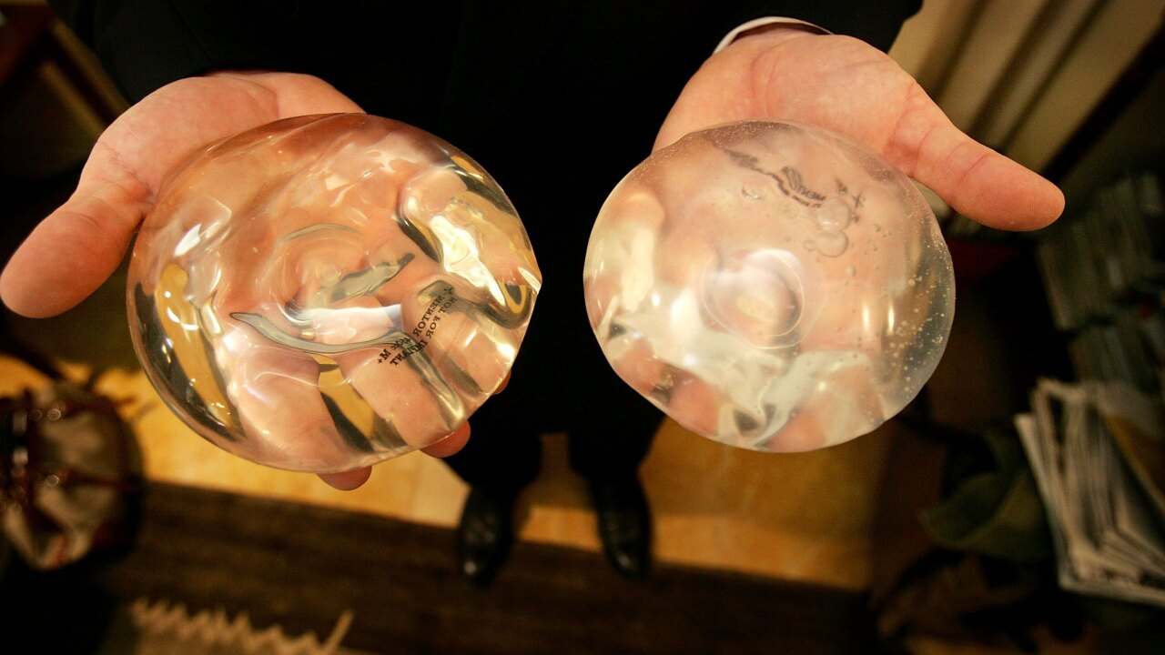 Are breast implants safe enough? The FDA reviews the popular procedure this week