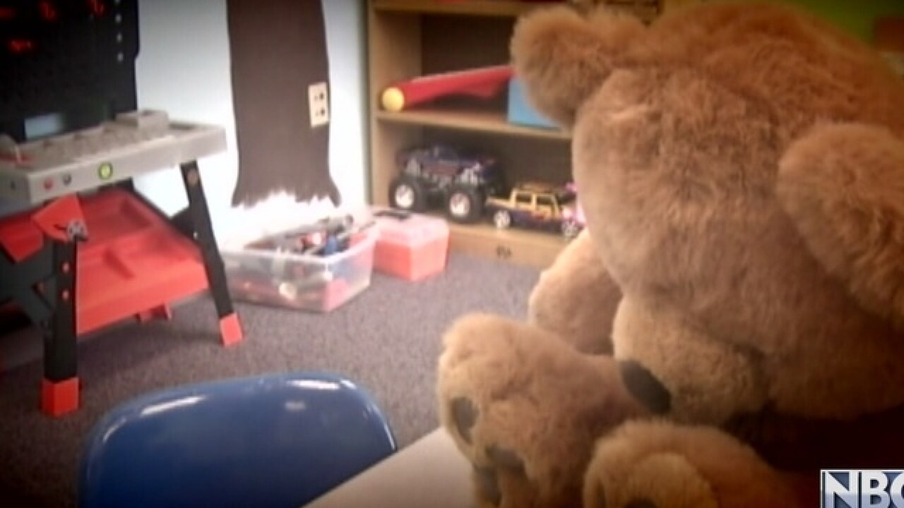 Group Offers Training To Prevent Child Sex Abuse