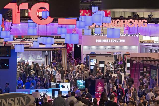 PHOTOS: CES 2018 in Las Vegas