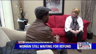 Woman wins unemployment hearings, long awaitsrefund