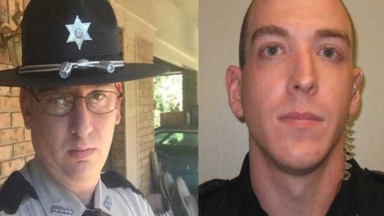 2 Mississippi officers die in shooting; suspect in custody