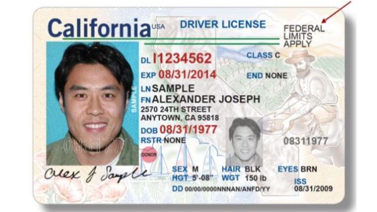 california class c drivers license