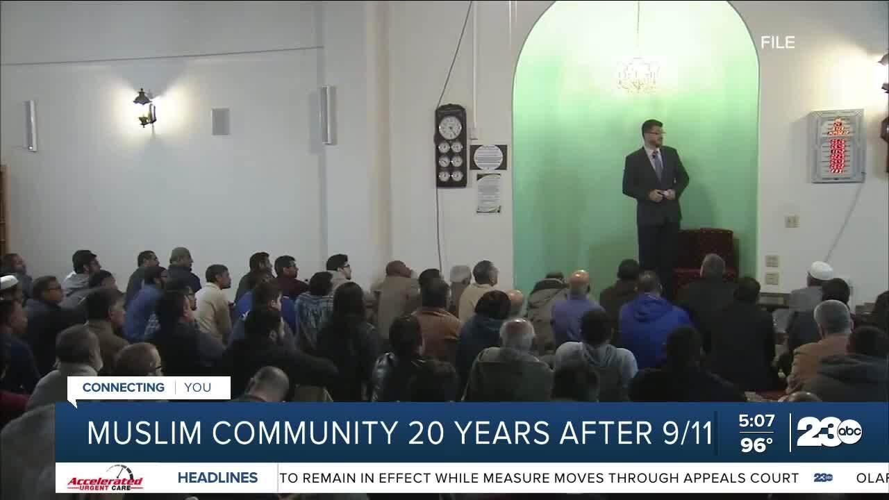 Muslim community September 10, 2021
